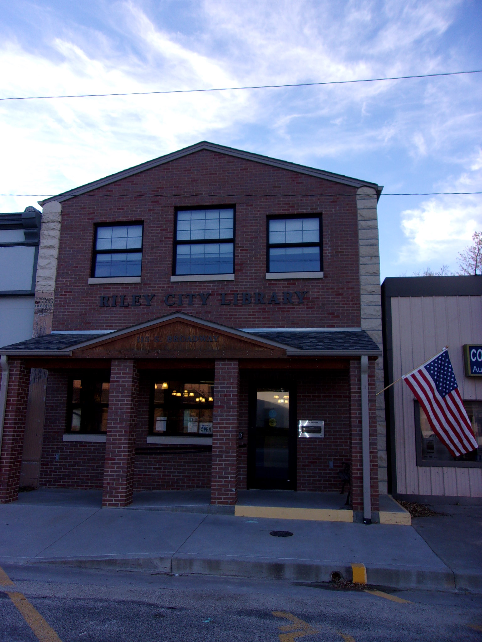 Riley City Library